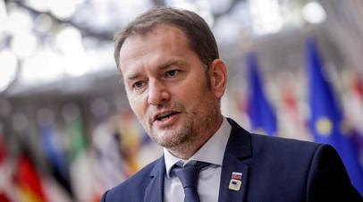 Премьер Словакии предложил главе Минфина поменяться постами