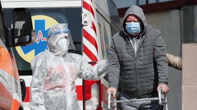 На Украине за сутки выявили 11 226 случаев коронавируса