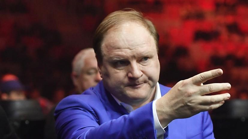 Промоутер Хрюнов предложит Тиму Цзю провести бой в России