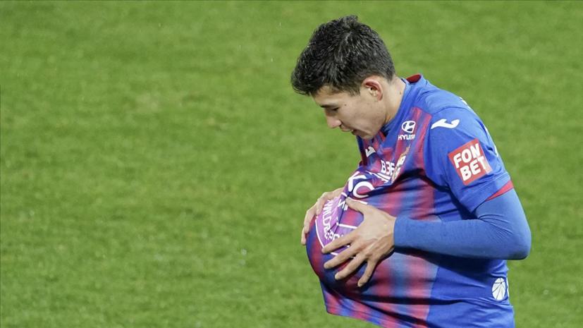 Агент Зайнутдинова назвал первоапрельской шуткой новость о трансфере игрока в «Аталанту»