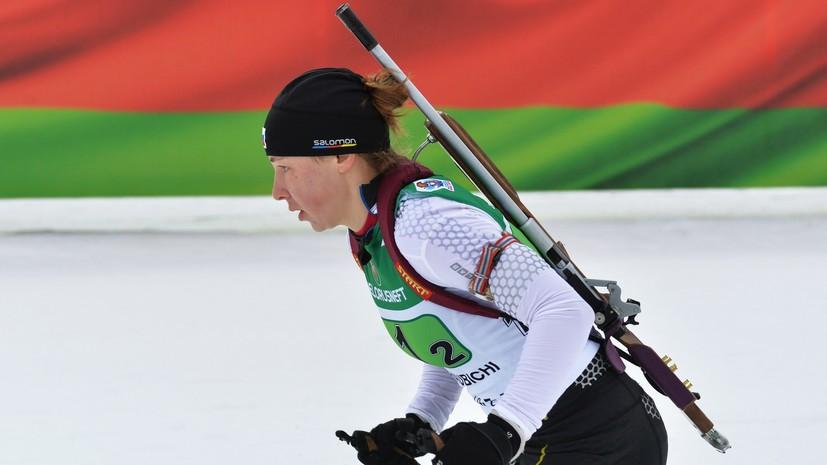 Успех уезжающей в Румынию Ушкиной и два провала Логинова: как в Ханты-Мансийске стартовал чемпионат России по биатлону