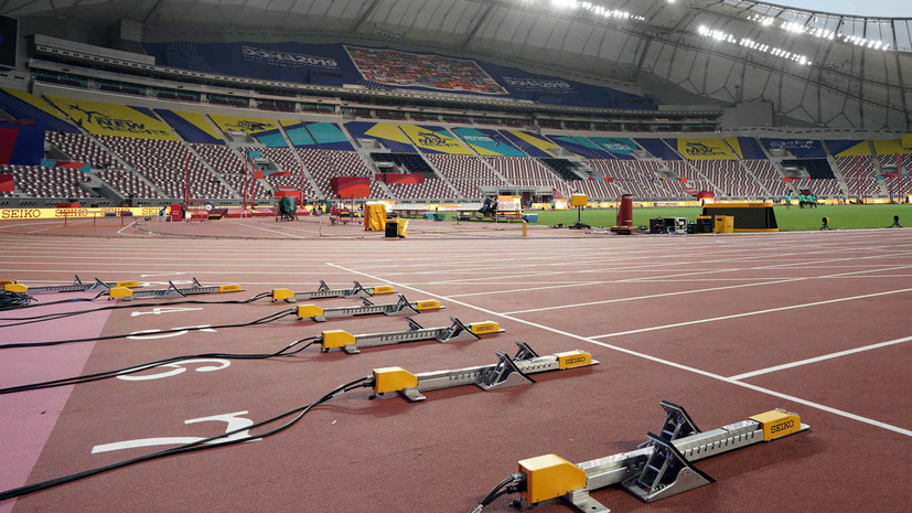 Российские легкоатлеты смогут выступать на Олимпиаде в Токио под флагом ОКР