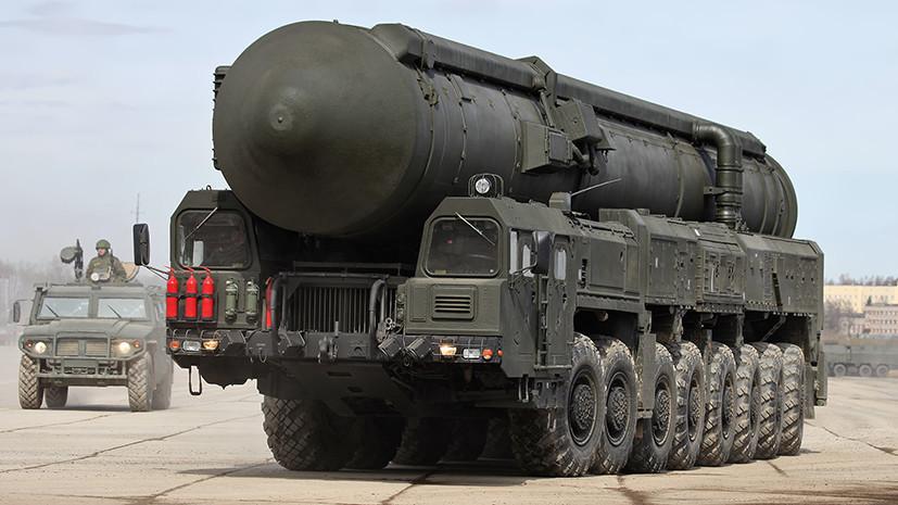 В Алтайском крае состоялись учения ракетных войск