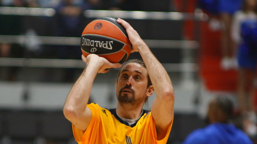 Баскетболист «Химок» Швед выбыл на четыре недели