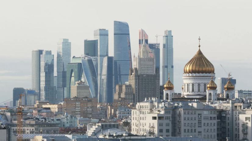 Синоптик не исключила выпадения снега до середины апреля в Москве
