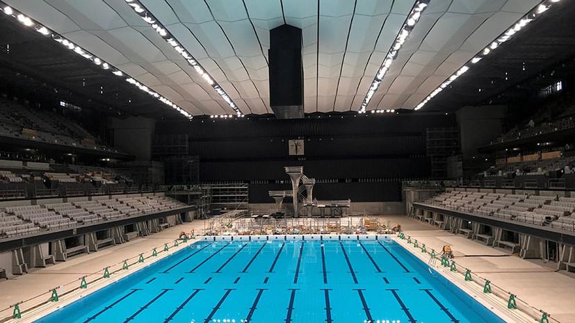 «Правительство Японии не приняло необходимых мер»: FINA отменила Кубок мира по прыжкам в воду перед Играми в Токио