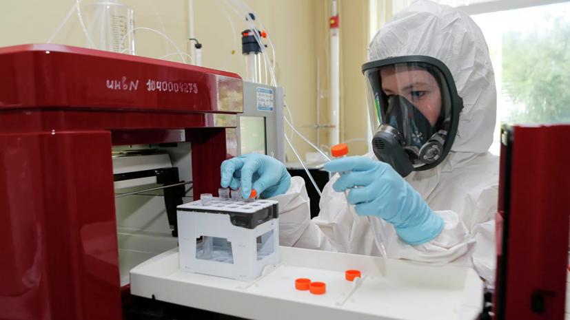 В России начали испытания вакцины от COVID-19 в виде капель для носа