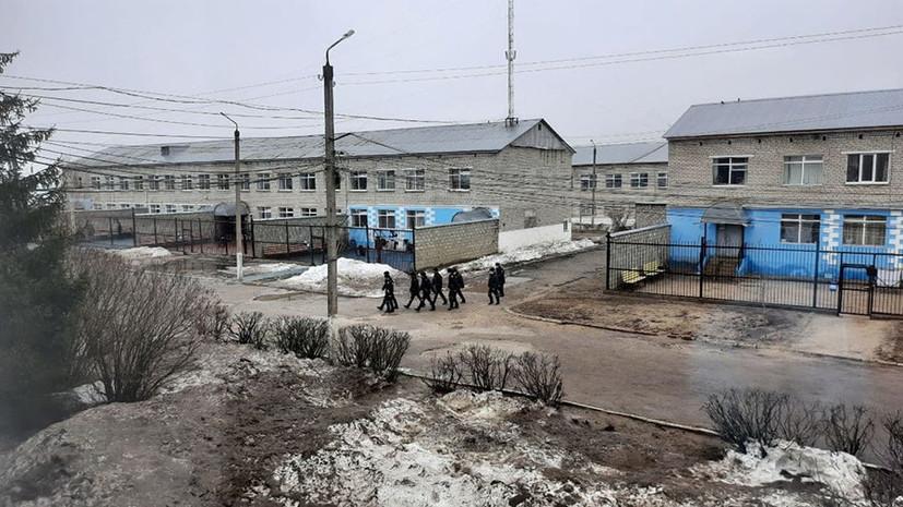 «Отказывается от работы и лечения»: что говорят в колонии о Навальном и условиях его содержания0