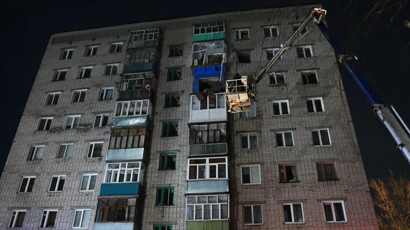 В Зеленодольске жителей пострадавшего при ЧП дома переселят во временное жильё