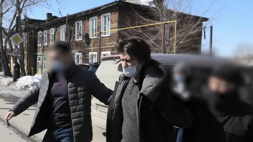 «Хотел выбрать себе цель — подрыв мечети»: ФСБ задержала планировавшего нападение жителя Барнаула