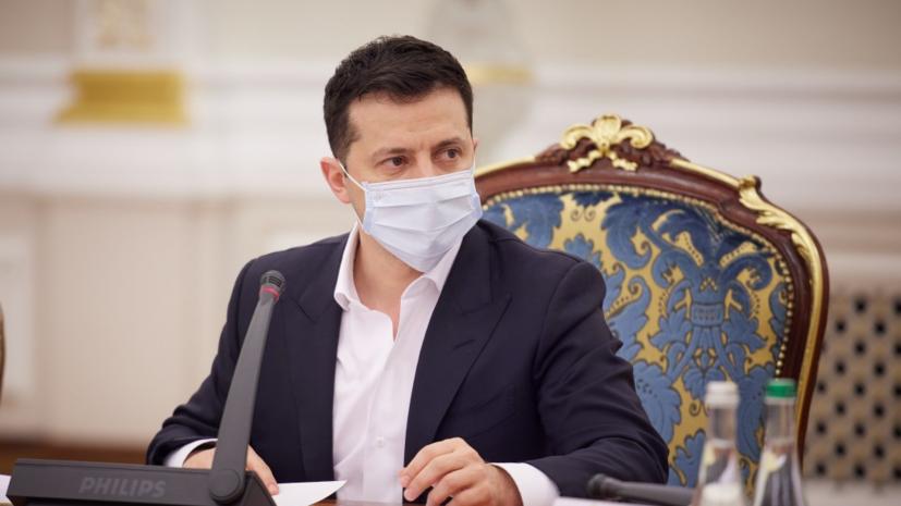 Зеленский заявил, что украинская армия даст отпор кому угодно