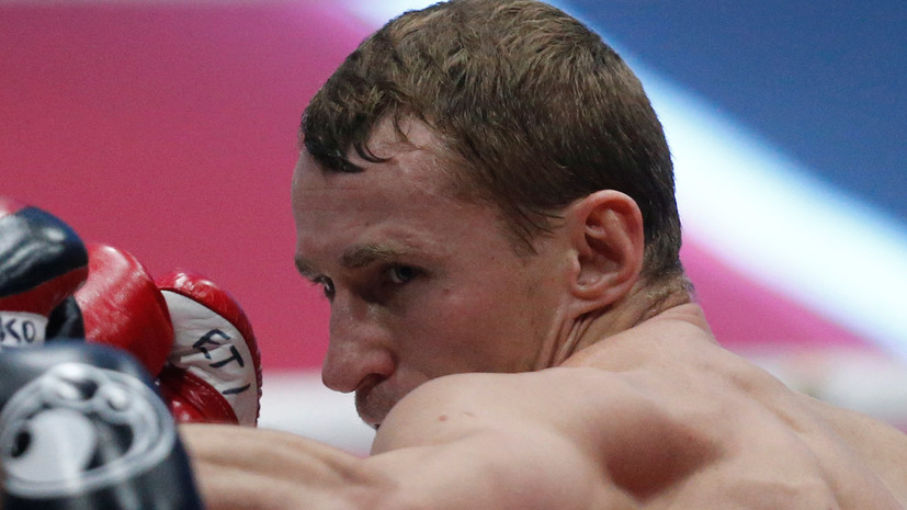 Трояновский проиграл Оганесяну в бою за пояс WBC
