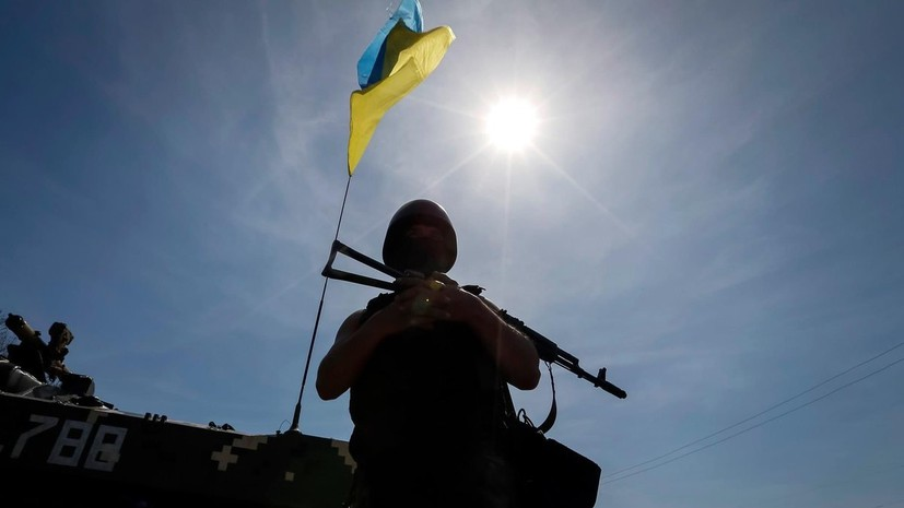 В ЛНР обвинили ВСУ в размещении артиллерии у населённого пункта в Донбассе