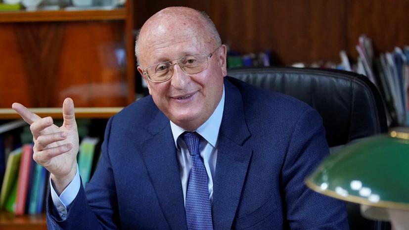 Гинцбург оценил информацию о возможном коронавирусе у президента Аргентины