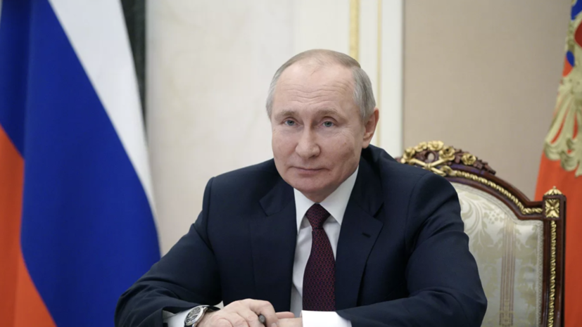 Путин поздравил геологов с профессиональным праздником