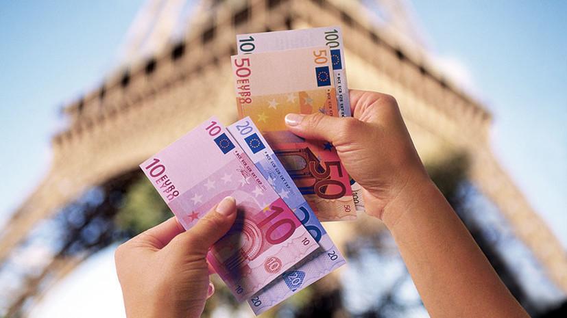Во Франции прогнозируют увеличение дефицита госбюджета до 9% ВВП