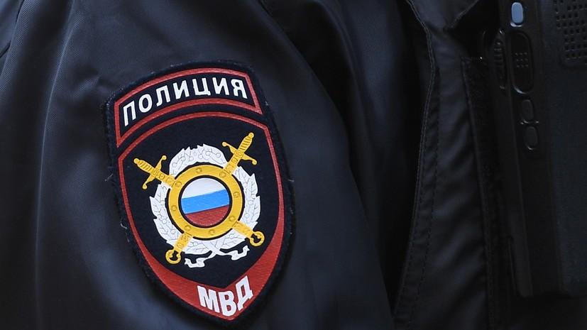 В Калужской области мужчина ранил полицейского при задержании