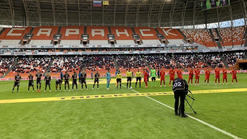 ЦСКА добыл волевую победу над «Тамбовом» в первом матче Олича