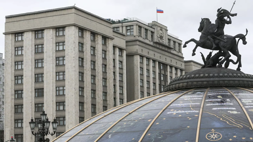 Госдума обсудит с МИД и Россотрудничеством ситуацию с санкциями Киева