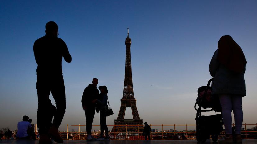 Во Франции за сутки выявили почти 67 тысяч случаев коронавируса