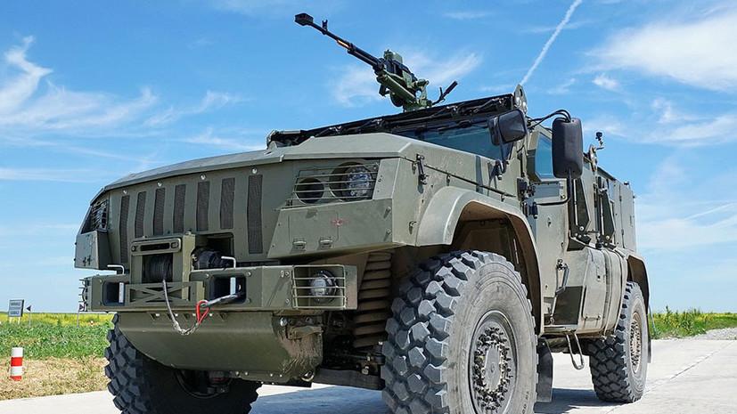 «Полностью отечественная разработка»: каким потенциалом обладает новейший армейский автомобиль «Тайфун-ПВО»