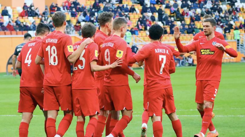 СМИ: «Тамбов» вернул к тренировкам подозреваемых в игре на ставках футболистов