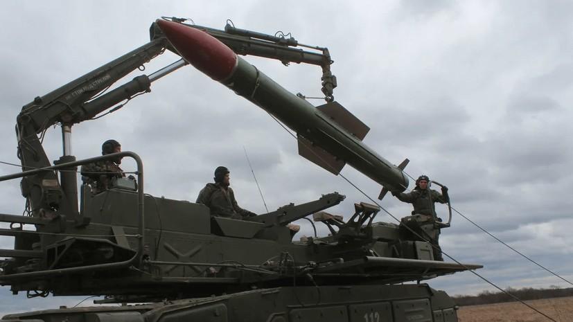 На Кубани начались учения боевых расчётов зенитно-ракетных подразделений ЮВО