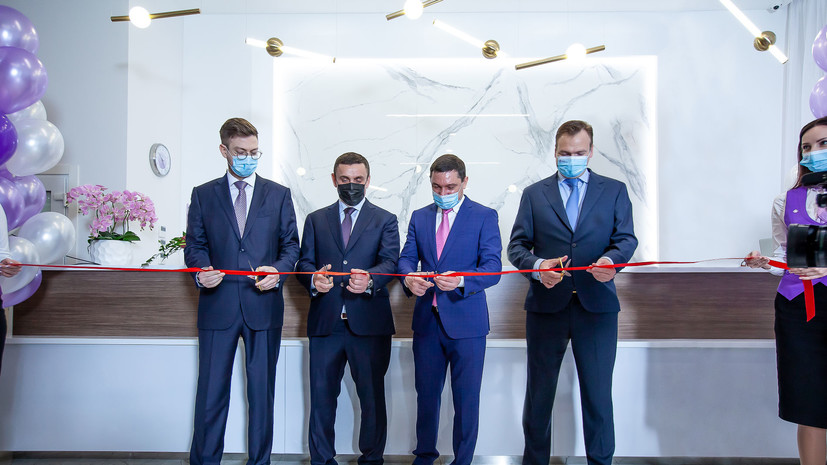 В Краснодаре начал работу Центр восстановительной медицины