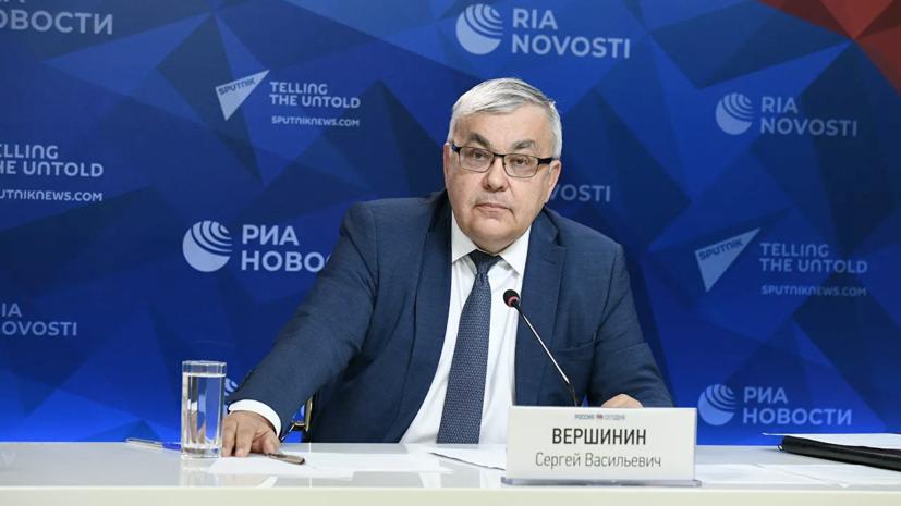 Замглавы МИД России провёл встречу с главой миссии ООН в ЦАР