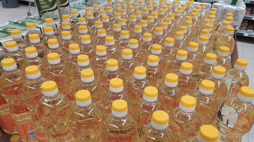 Производителям масла и сахара в России выделят 9 млрд рублей