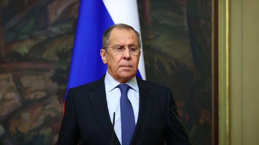 Лавров подтвердил намерение возобновить работу московского формата по Афганистану