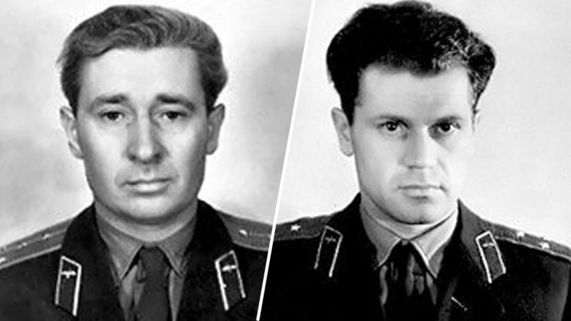 «Символ величия духа»: как советские лётчики пожертвовали собой ради спасения жизни берлинцев