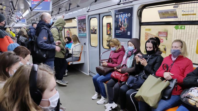 На Украине зафиксировано более 13 тысяч новых случаев коронавируса