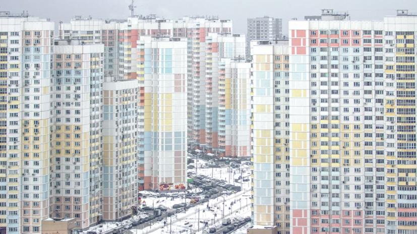 Подмосковье вошло в топ–3 регионов с благоприятной городской средой