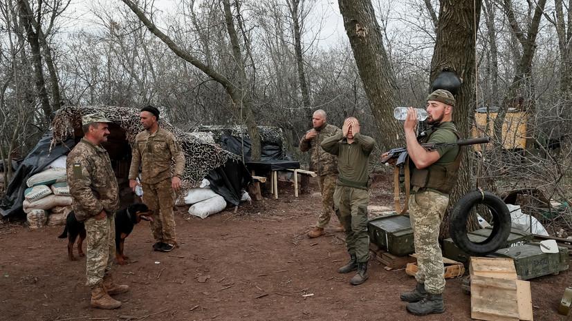 «Абсолютно неприемлемые действия и заявления»: Лавров оценил позицию Киева в отношении Донбасса