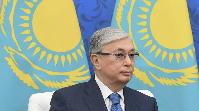 Президент Казахстана вакцинировался «Спутником V»