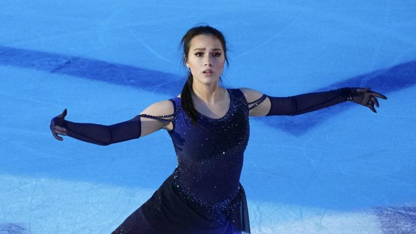 Загитова ответила навопрос овозвращениик соревновательной деятельности