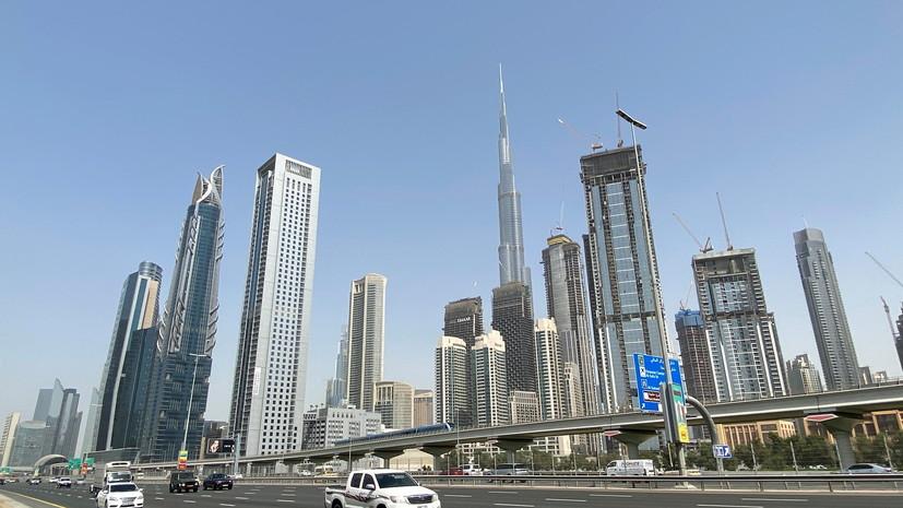 Генконсульство в Дубае рассказало о ситуации с задержанным россиянином