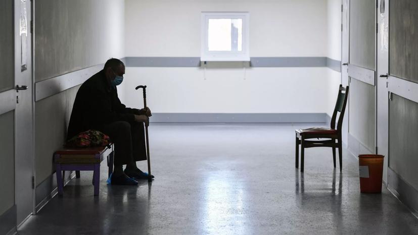 В Минздраве рассказали о реабилитации пожилых пациентов после COVID-19