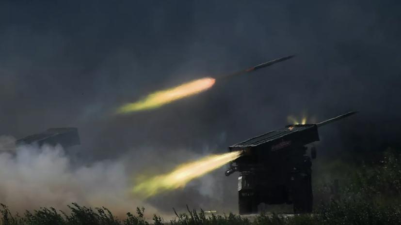 Подразделение ЮВО получило на вооружение РСЗО «Торнадо-Г»