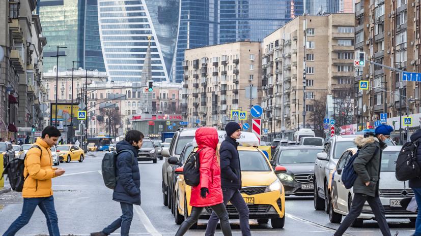 Синоптики рассказали о погоде в Москве в День космонавтики