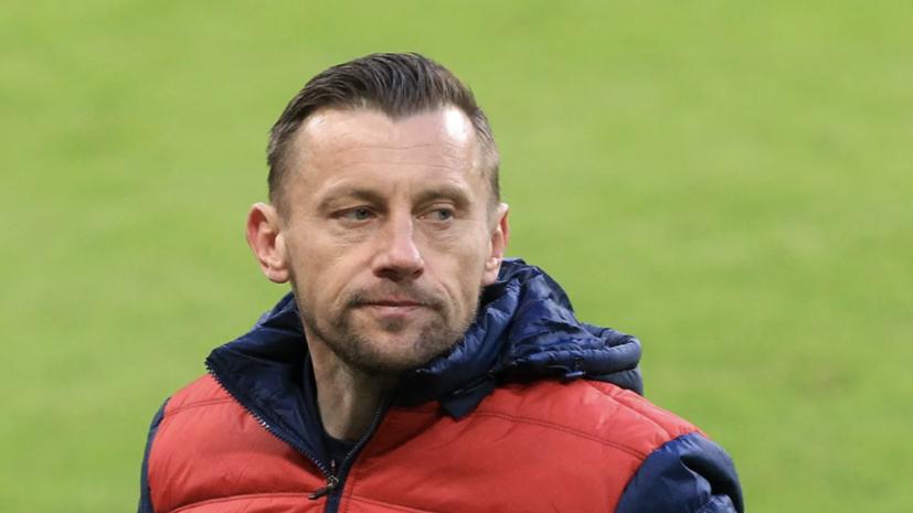 Ярошик признался, что назначение Олича главным тренером ЦСКА его удивило