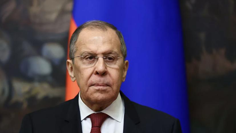 Лавров анонсировал визит Матвиенко в Казахстан