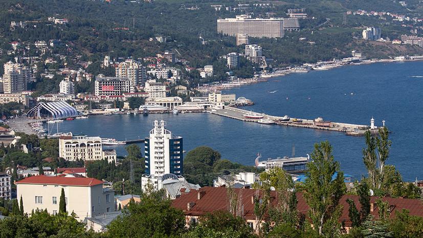 """Киев заявил, что не будет выселять россиян в случае """"возвращения"""" Крыма"""