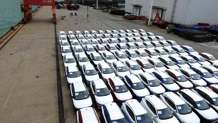 Эксперты назвали самые популярные марки китайских автомобилей в России в марте