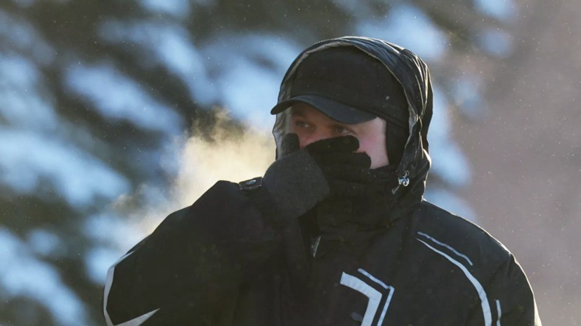 Спасатели предупредили о похолодании и усилении ветра до 17 м/с в Омске