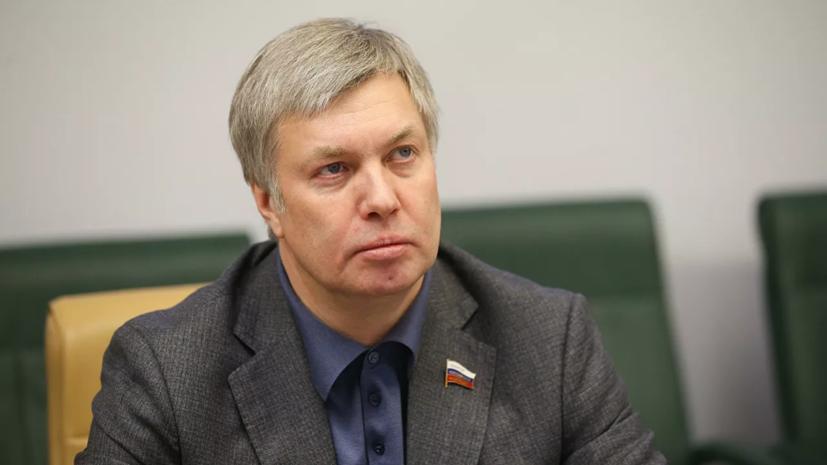 Русских заявил о намерении идти на выборы главы Ульяновской области