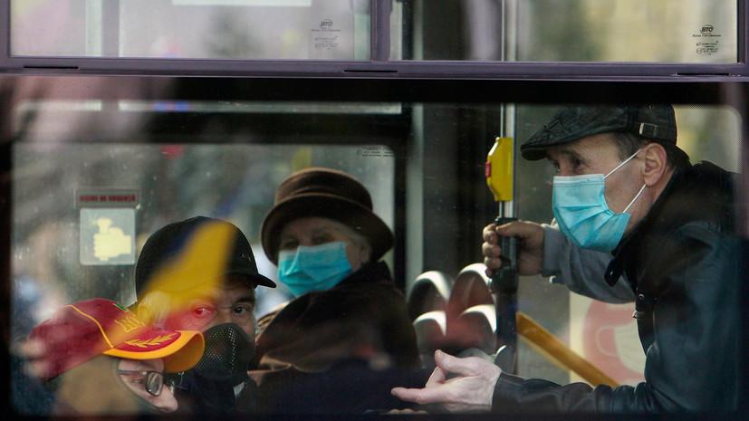 Румыния продлила на 30 дней режим тревоги в связи с пандемией