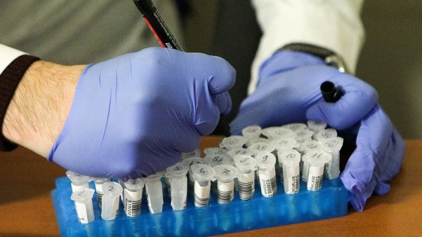 В России за сутки проведено 340 тысяч тестов на коронавирус
