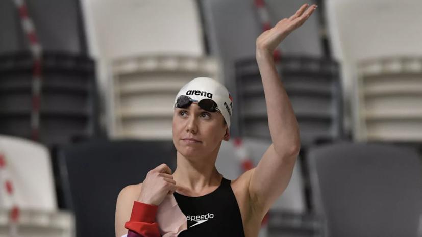 «Настя не умеет плыть спокойно»: Козлова о мотивации, боли и страхах отобравшейся на четвёртую Олимпиаду Фесиковой